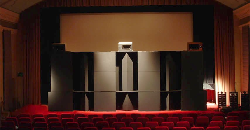 Lenard Cinema sound system